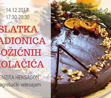 PRIPREMA ZA BOŽIĆ: Slatka radionica božićnih kolačića