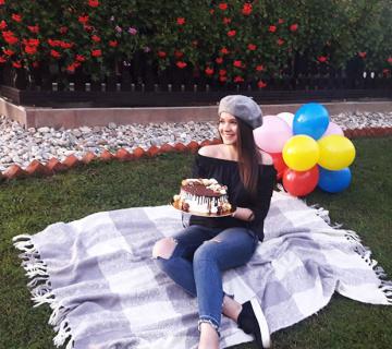 JOSIPA CINDRIĆ: Mlada food blogerica blistave budućnosti