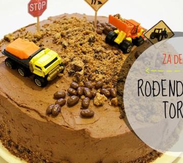 Dekoracija rođendanske torte za dječake