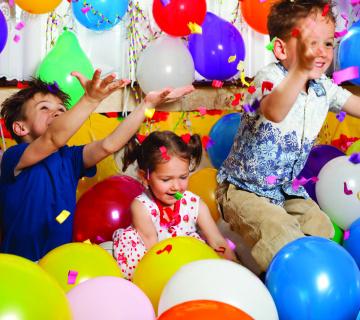 Igre za rođendanske zabave