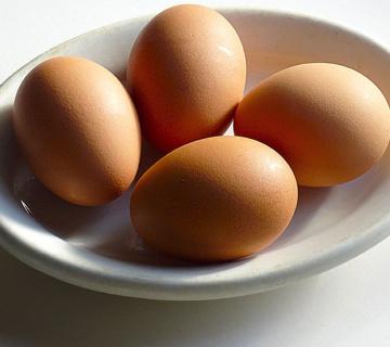 Znate li kako prepoznati staro jaje?