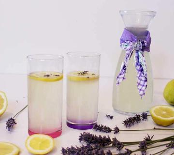 Limunada s lavandom