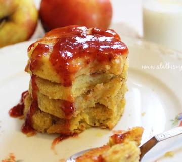 Polpete s jabukama i krumpirom