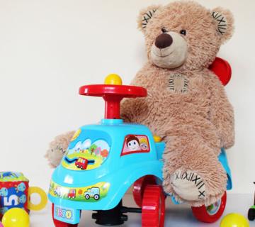 Rođendanski pokloni za djecu prema njihovoj dobi