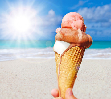 Gdje i kako je nastao sladoled?