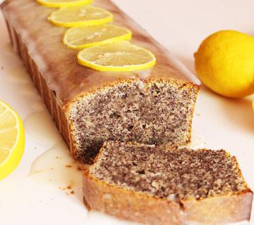 Jednostavan kolač od maka i limuna