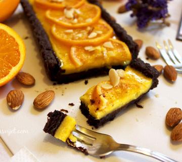 Tart s narančama