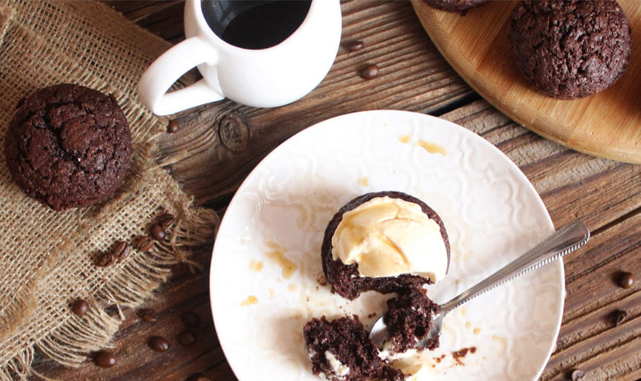 brownie muffini recept jednostavan affogato 2