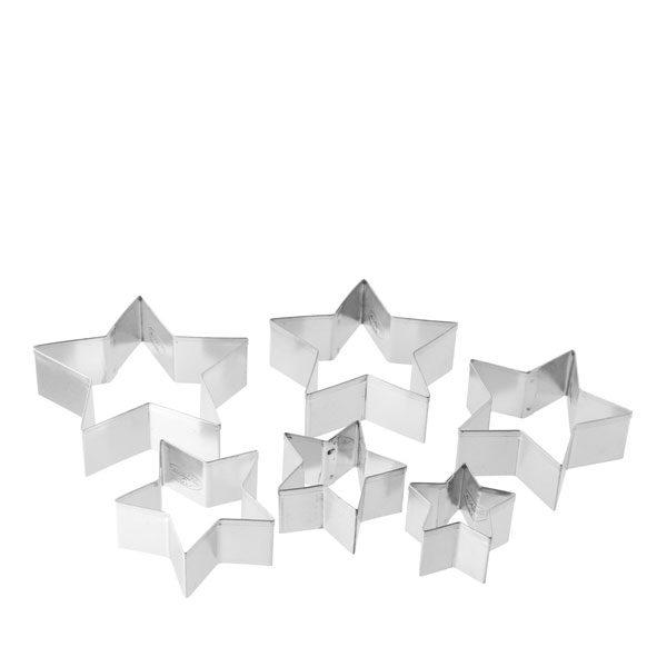 Izrezivaci za kekse oblik zvjezdice
