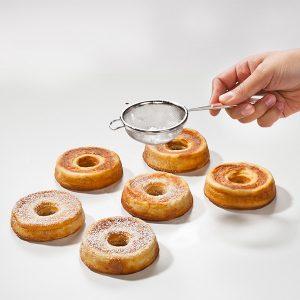 Kalup za donut krafne i jabuke, Zenker