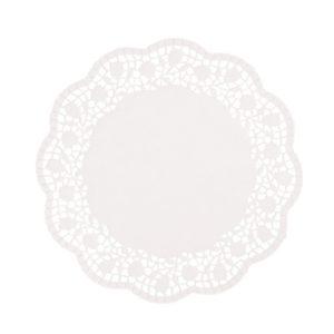 papirnata cipka za tortu