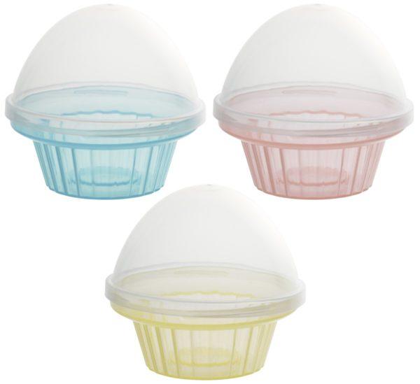 Plasticna kutija za spremanje muffina
