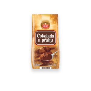 cokolada u prahu kras