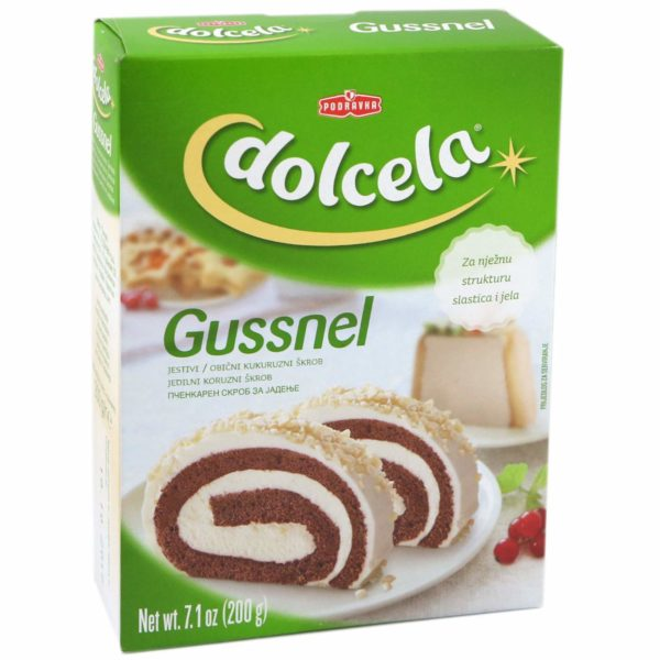 gussnel dolcela
