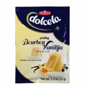 puding bourbon vanilija dolcela