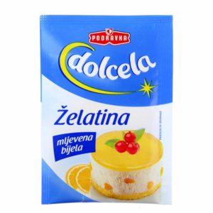 zelatina mljevena dolcela