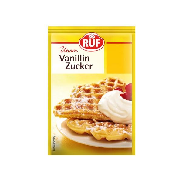 vanilin secer RUF