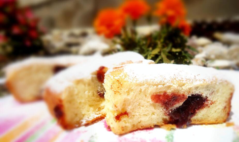 buhtle s marmeladom recept