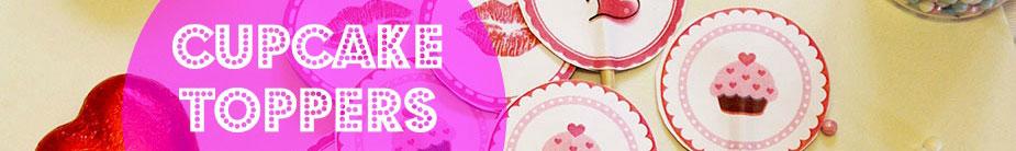 cupcakes valentinovo