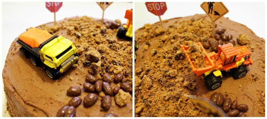 dekoracija rodendanske torte za decke