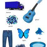 ucimo boje radni listovi za djecu printanje