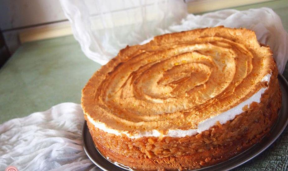socna torta s jabukama recept