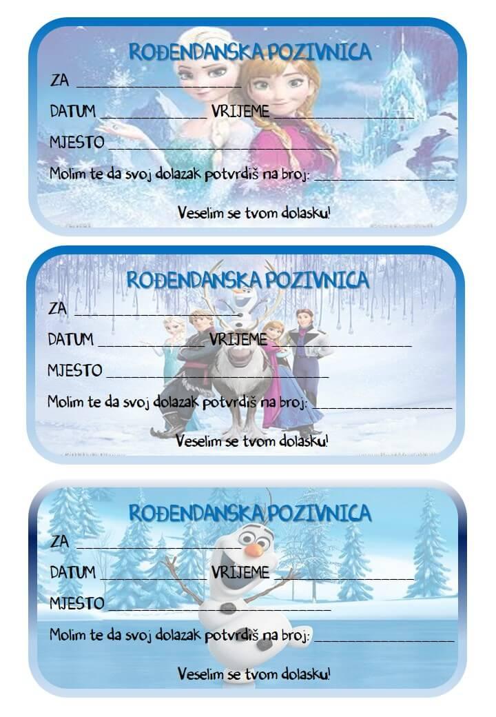 dječje pozivnice za rođendan za printanje Rođendanske pozivnice za printanje dječje pozivnice za rođendan za printanje