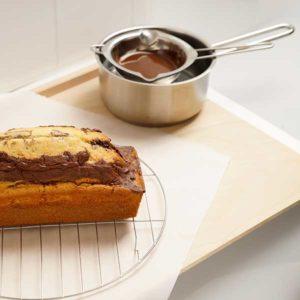 posuda za topljenje cokolade