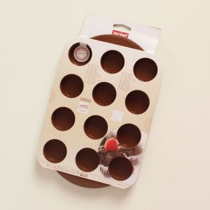 silikonski kalup za muffine