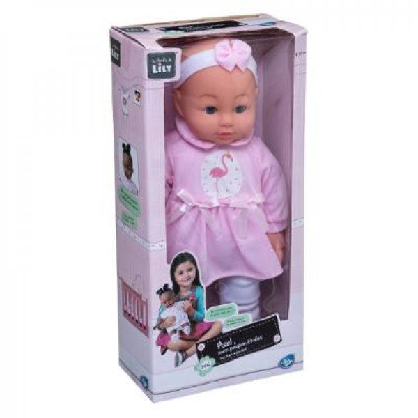 lutka beba s zvukom