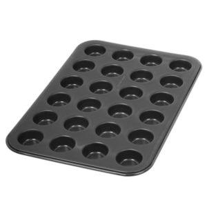 kalup za mini muffine s premazom protiv ljepljenja
