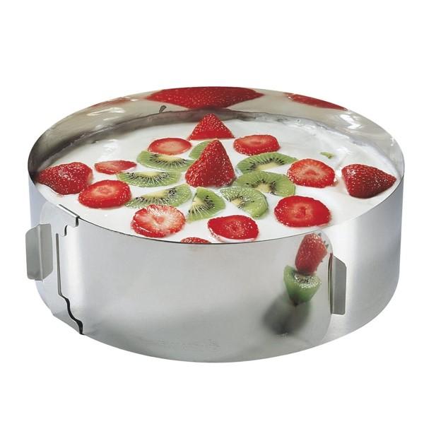 rastezljivi kalup obruc za tortu