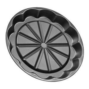 kalup za vocni kolac s oznakom za snitu