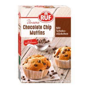 mjesvina za muffine s komadicima cokolade