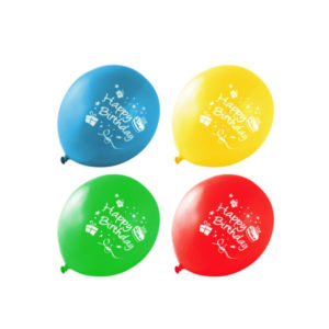 sareni rodjendanski baloni