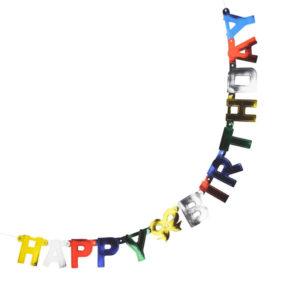 rodjendanska girlanda happy birthday