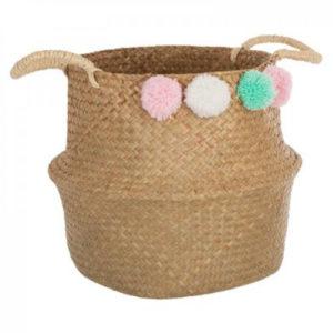 kosara od trske za spremanje igracaka