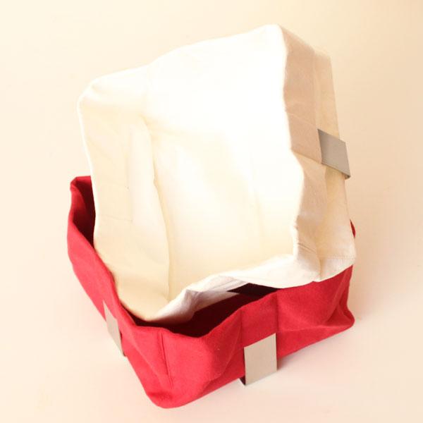 platnena kosara za kruh