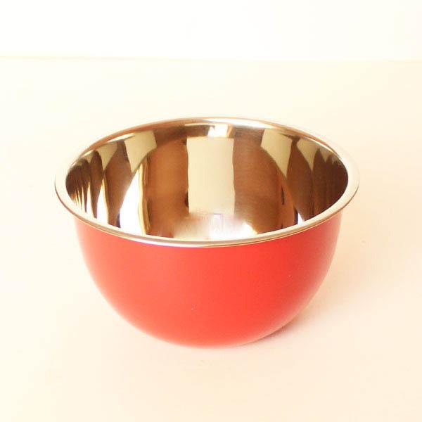 zdjela za miksanje crvena