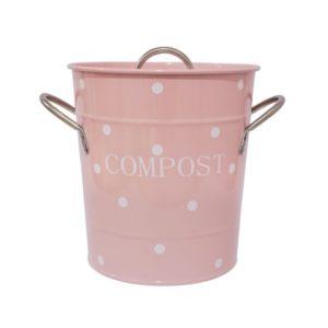 kuhinjska kanta za kompost isabelle rose
