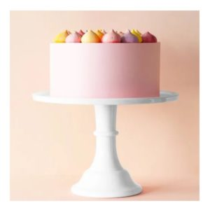 veliki stalak za tortu bijeli