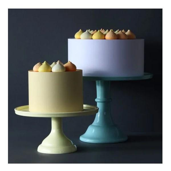 mini stalak za tortu zuti