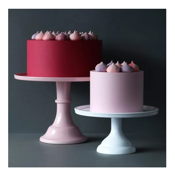 mini stalak za tortu bijeli